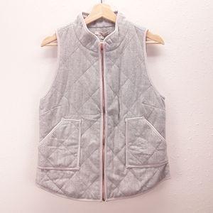 41 Hawthorn/Stitch Fix shara herringbone vest